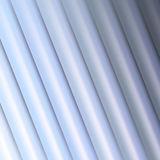 Überlagerte High-Teche blaue Hintergrundschablone Stockbilder