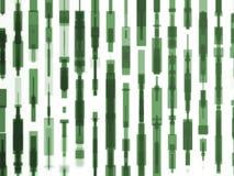 Überlagerungs-abstrakter Hintergrund Stockfoto