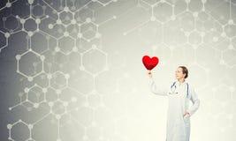 Überprüfen Sie Ihr Herz lizenzfreie stockbilder