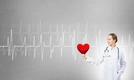 Überprüfen Sie Ihr Herz lizenzfreie stockfotos