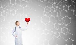 Überprüfen Sie Ihr Herz lizenzfreie stockfotografie