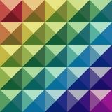 Überprüfen Sie Muster lizenzfreie abbildung