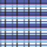 Überprüfen Sie Muster in den purpurroten Farben Stockfotografie