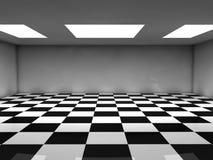 Überprüfter Raum Stockfotos