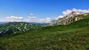 Überraschender Kaukasus Stockfotografie