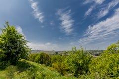 Überraschendes Bild der Natur an einem wunderbaren sonnigen Tag stockfotos