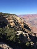 Überraschendes Grand Canyon stockfotografie