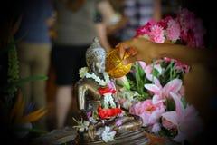 Überraschendes Thailand Stockfotografie