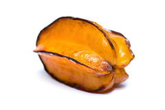 Überreifes starfruit Stockbild