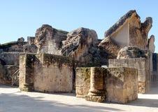 Überreste der römischen Zivilisation Stockbild