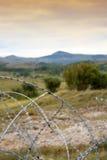 Überreste des Krieges Lizenzfreies Stockbild