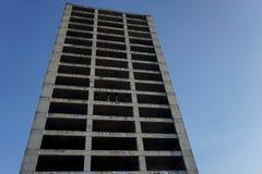 Überschüssiges Gebäude Stockfoto