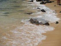 Überschrift zum Meer Lizenzfreies Stockbild
