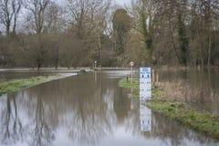Überschwemmung Lizenzfreie Stockfotos