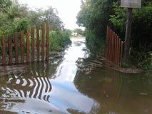 Überschwemmung Stockfotos