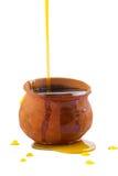 Überschwemmung Honey Pot lizenzfreie stockfotografie