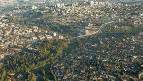Übersehen Sie Addis Ababa Lizenzfreies Stockfoto