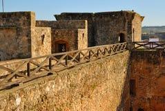 Übersteigen Sie Schloss Stockfoto