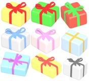 Übertragen Sie: Geschenke Stockfotos