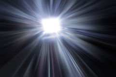 Übertragen Sie von der Computer-Sinnesexplosion Stockfoto