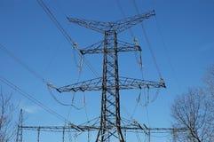 Übertragungs-Kontrollturm Stockbild