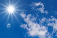 Überwachen Sie den Himmel Stockfotos