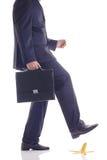 Überwachen Sie Ihren Jobstepp Lizenzfreie Stockfotografie