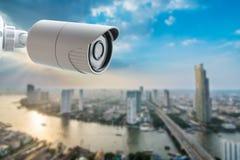 Überwachung rund um die Uhr Lizenzfreie Stockfotografie