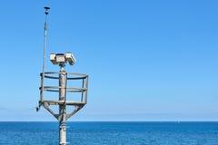 Überwachungs-Überwachungskamera Lizenzfreie Stockbilder