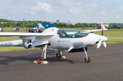 Überwachungsflugzeug Stockfoto