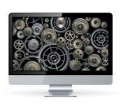 Überwachungsgerät Lizenzfreies Stockfoto