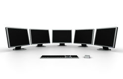 Überwachungsgeräte Stockbilder