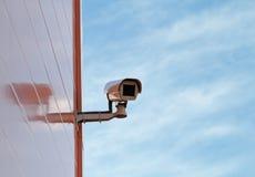 Überwachungskamera Lizenzfreie Stockfotos