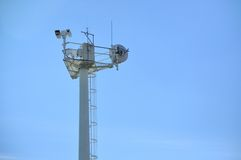 Überwachungskamera 2 stockbilder