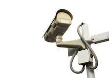 Überwachungskamera für Video Stockfoto