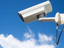 Überwachungskameras Stockfoto