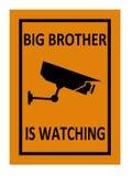 Überwachungzeichen Lizenzfreie Stockbilder
