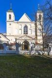 Überziehschutzanlage Apostel Peter und Paul Cathedral lizenzfreies stockfoto