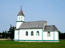 Überziehschutzanlage Cyril und Methodius Kirche Stockbild