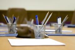 Üblicher Bleistift Stockfoto