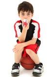 Übung verursachtes Asthma lizenzfreie stockbilder