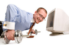 Übungen Lizenzfreies Stockfoto