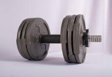 Übungs-Gewichte Stockbilder