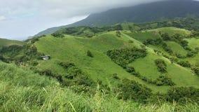 Üppige Hügel Stockfoto