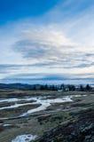 þingvellir park narodowy 3 Obrazy Royalty Free