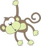 ćmi małpy ilustracja wektor