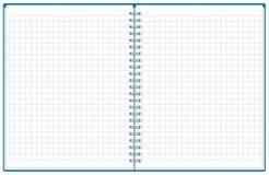 Ćwiczenie książka zeszyt otwarte Szkocka krata notatnik Obrazy Stock