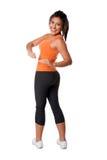 ćwiczenie sprawność fizyczna Zdjęcia Stock
