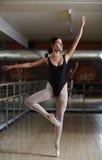 Ćwiczyć balet Obraz Stock