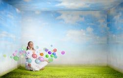 ćwiczyć lato indyka joga Fotografia Stock